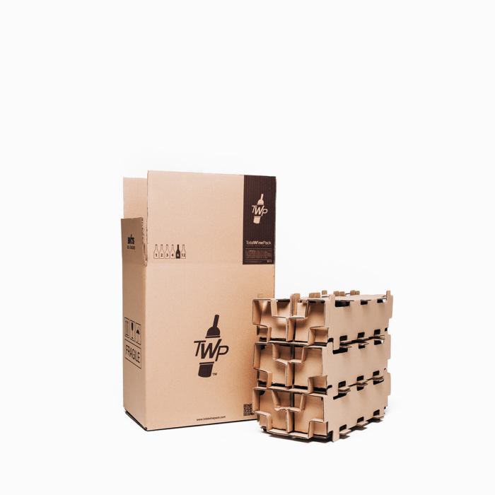 caja 6 standar total wine pack