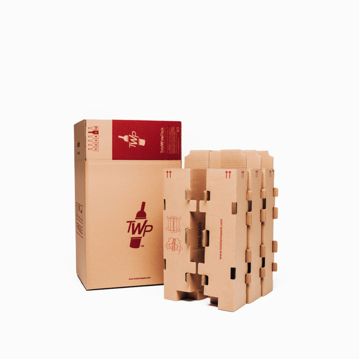 caja 12 botella duo total wine pack