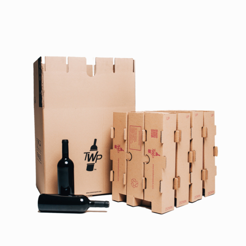 caja 12 botellas optimus totalwinepack