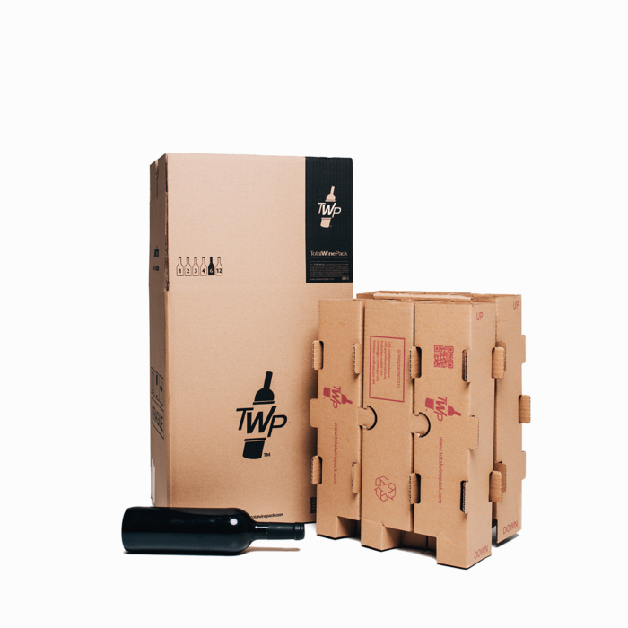 optimus totalwinepack caja 6 botellas