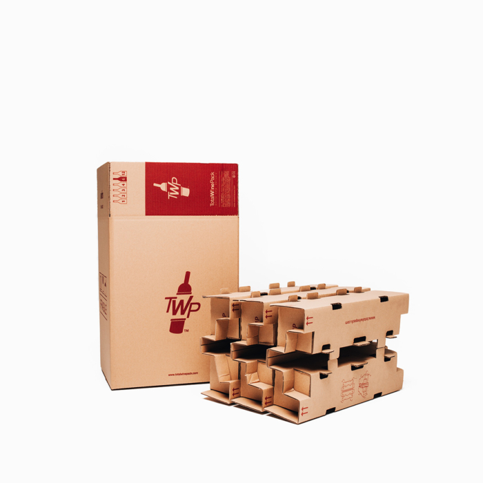 caja 6 duo total wine pack