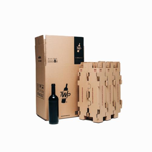 caja 6 botella premium totalwinepack