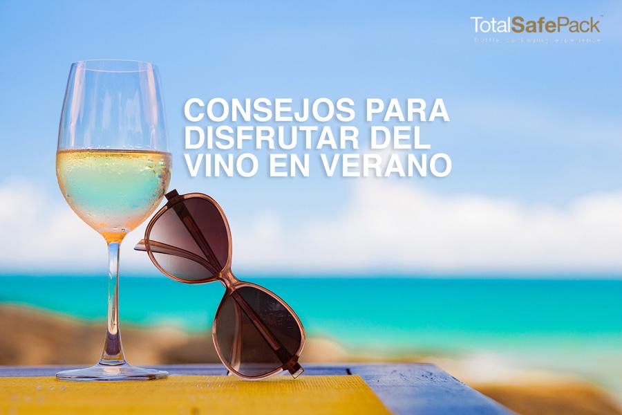 beber vino verano
