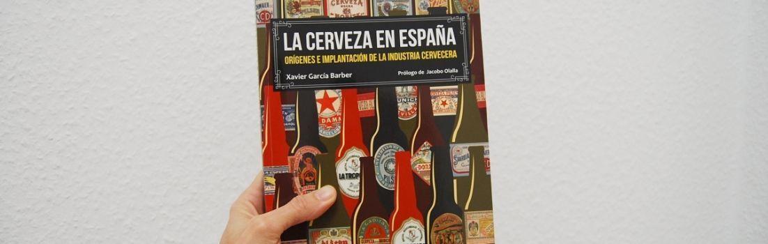 libro la cerveza en españa - 4 libros para no aburrirte en la playa este verano
