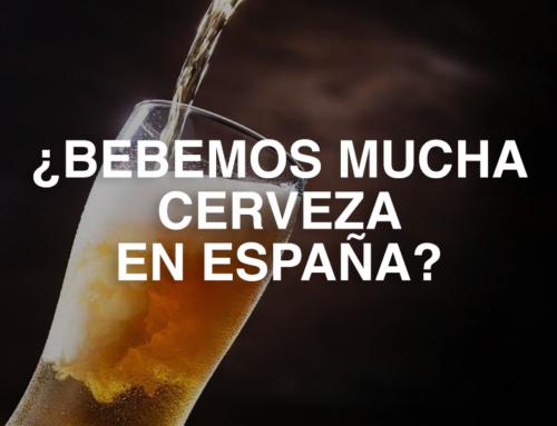 ¿Bebemos mucha cerveza en España?