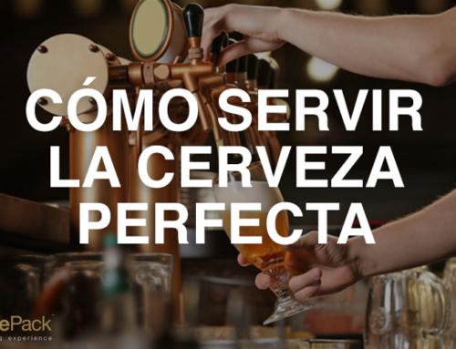 Cómo servir la cerveza perfecta