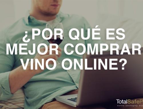 ¿Por qué comprar vino online merece tanto la pena?