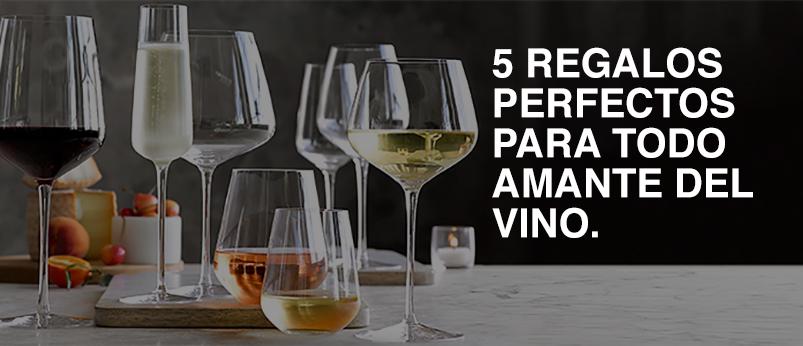 regalos amantes del vino