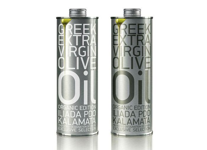 botella aceite de oliva iliada