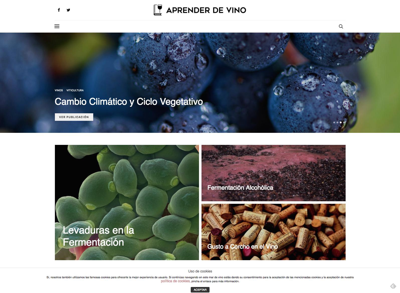 blogs aprender de vino