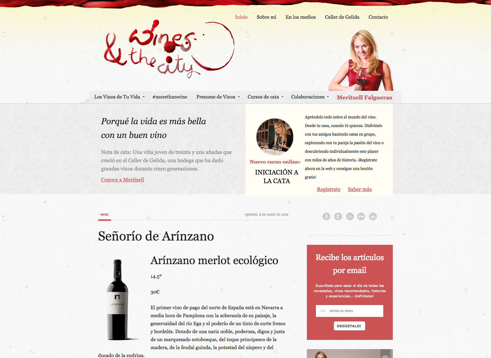blogs de vino wines and the city