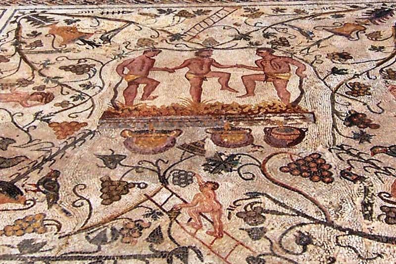En el Imperio Romano
