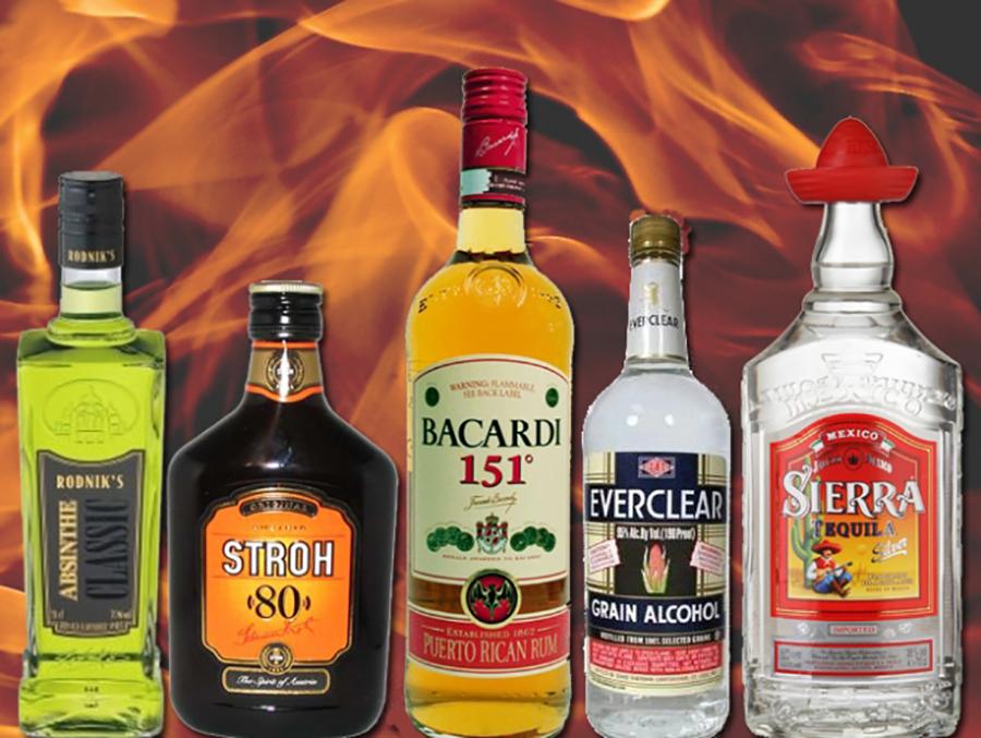 bebidas alcoholicas mas fuertes 01 - Las bebidas alcohólicas más fuertes del mundo