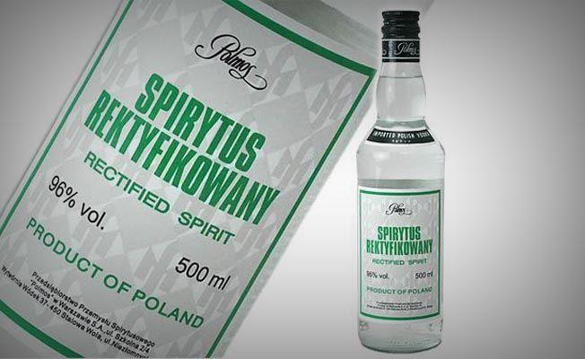 vodka spirytus